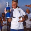 1998: Mike jumped 19′ 6″ to win first place in the Pro Division of the Air Boom Big Air Contest at the MasterCraft Flight Worlds of Hydrofoiling.