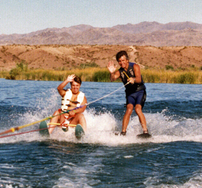 1986_Special_Olympics_Water_Skiing_Lesson_Murphy