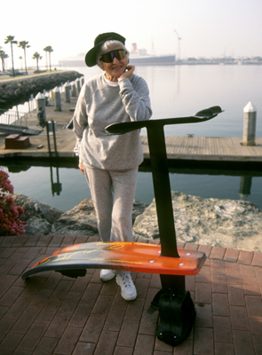 1998_Mary_Murphy_Air_Chair_Hydrofoil_Catalina_Octogenarian