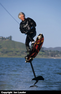 2006_Hydrofoil_Board_Water_Skiing_Air_Surf_Convertible