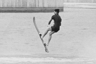 1967: Hot Dog Slalom