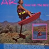 1990: The first Air Chair ad in WaterSki Magazine.