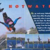1995: The front flip was the premier move in hydrofoiling for several years.