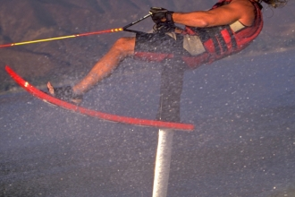 "1999: Mike is a master of several Skidder variations including the ""Skid Roll"" and ""Skidder Wake Jump""."