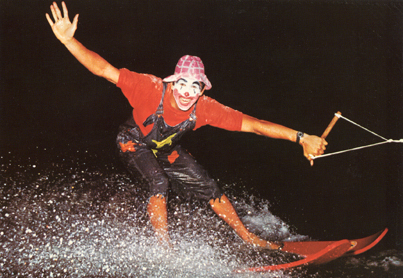 1969_Tommy_Bartlett_Water_Ski_Show_Aqua_Clown