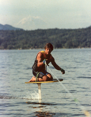 1986_Hydrofoil_Kneeboard_Water_Ski_Murphy